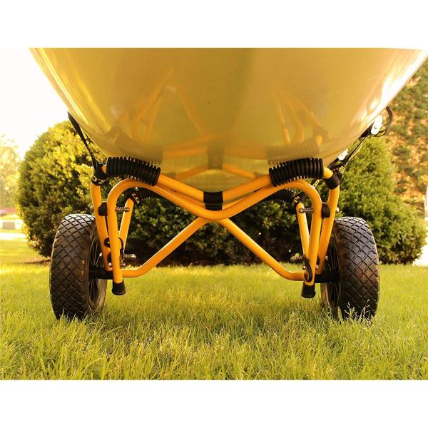 Suspenz Smart Airless DLX Cart