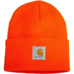 Hunter Orange Toque