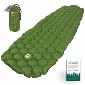 Ultralight Inflatable Sleeping Pad
