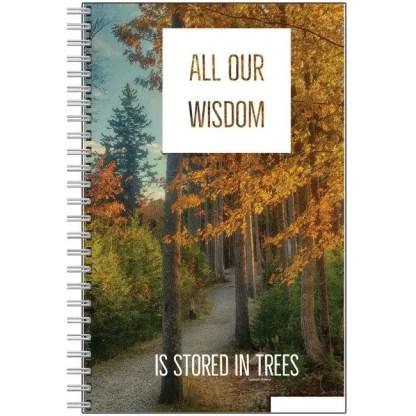 hemlock ravine trees notebook halifax nova scotia