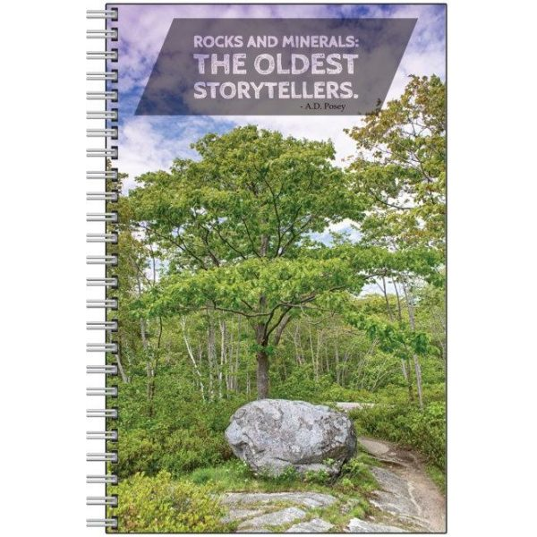 storytellers notebook rocks long lake park halifax nova scotia