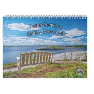 Halifax Nova Scotia Wall Calendar
