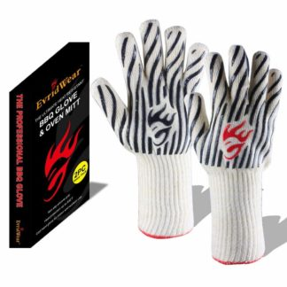 Extreme Heat and Cut Resistant Grilling Gloves