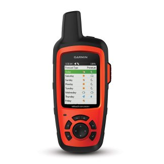 Garmin inReach Explorer Plus Handheld Satellite Communicator GPS