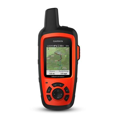 Garmin inReach Explorer Plus Handheld Satellite Communicator GPS