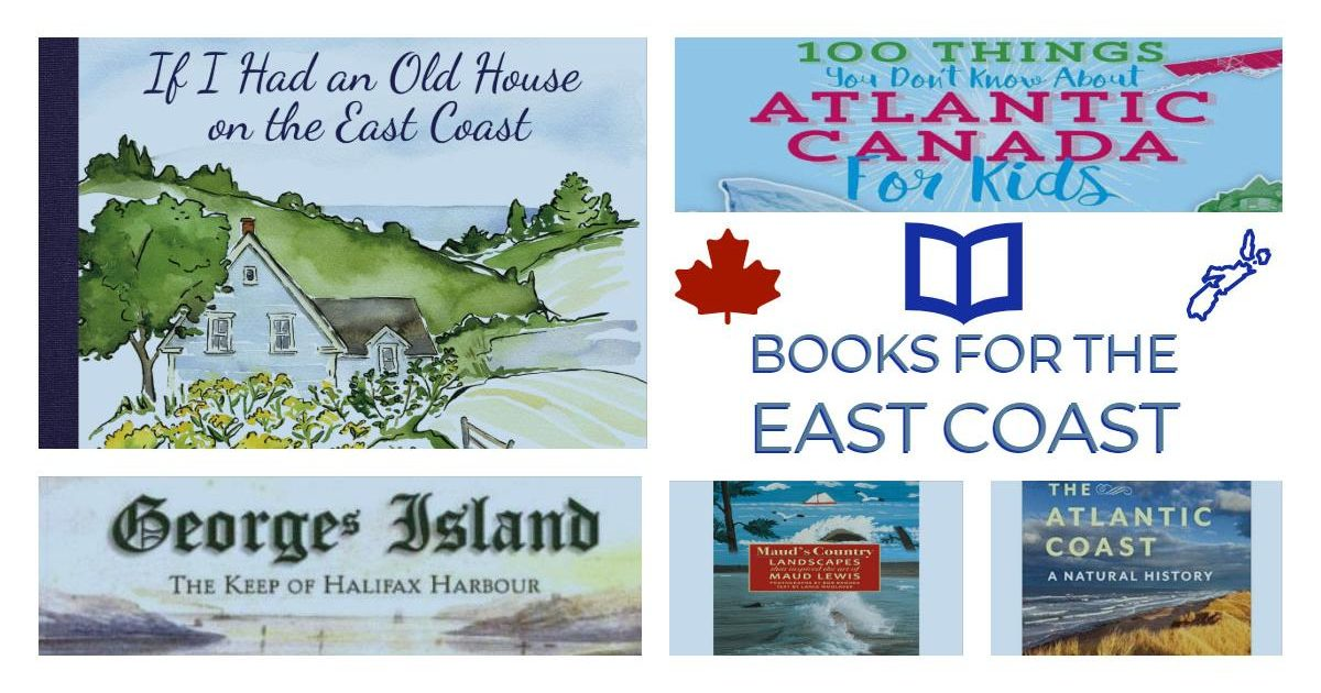 Books from Nova Scotia and East Coast Canada