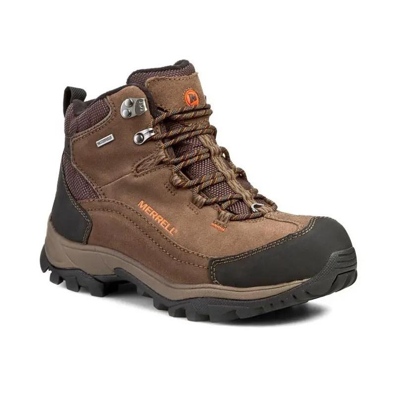 c1de150febd Merrell Norsehund Omega Mid Waterproof Hiking Boots (Men's)