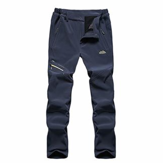 Fleece Lined Windproof Pants
