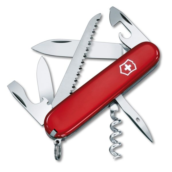 Victorinox Swiss Army Camper Pocket Knife