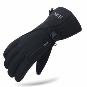 MCTi Winter Ski Gloves Waterproof Windproof Men's Snowboard Snow Work 3M Thinsulate Warm Insulated Gloves