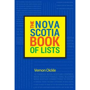 Nova Scotia Book of Lists