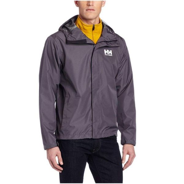 Helly Hansen Seven J - Waterproof Breathable Rain Jacket (Men's )