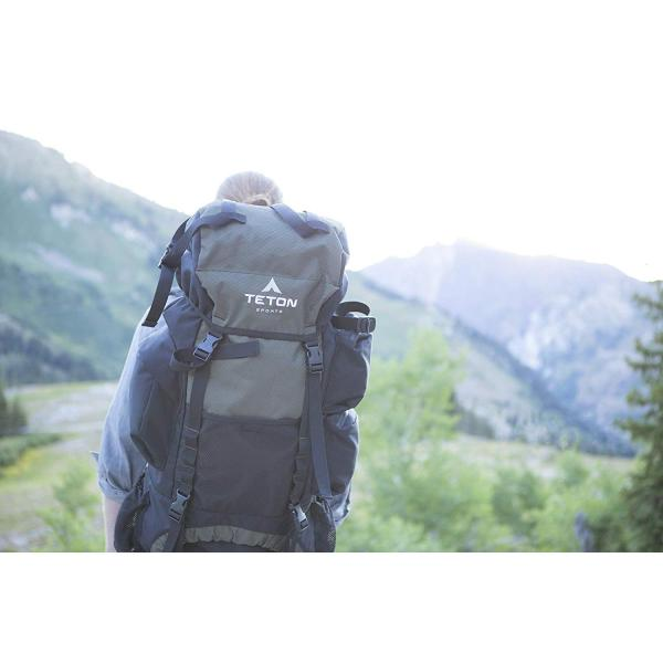 TETON Sports Explorer 4000 Internal Frame Backpack