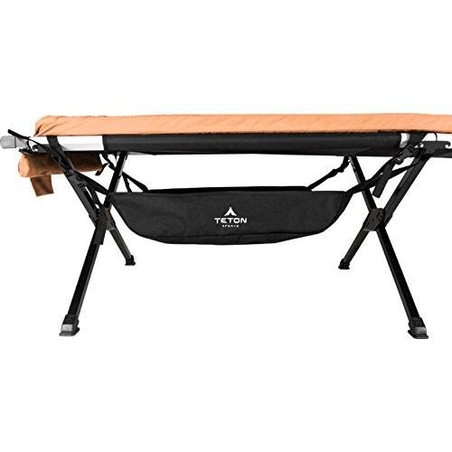 TETON Sports Under Cot Storage Organizer