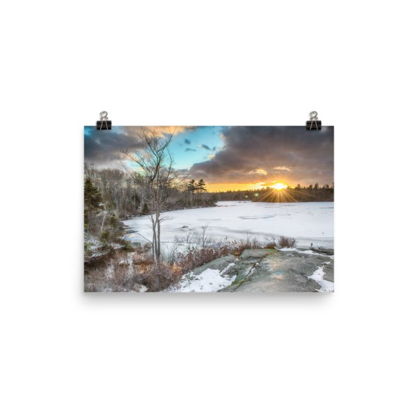 Long Lake Provincial Park Halifax Nova Scotia Photo Print
