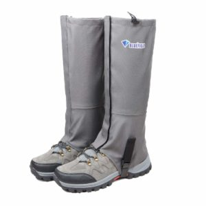 Water proof hiking leg gaiters