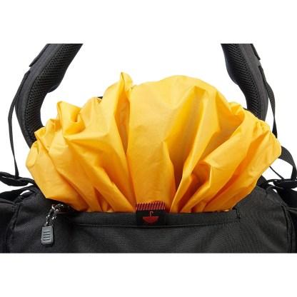 AmazonBasics Internal Frame Hiking Backpack with Rainfly, 55 L