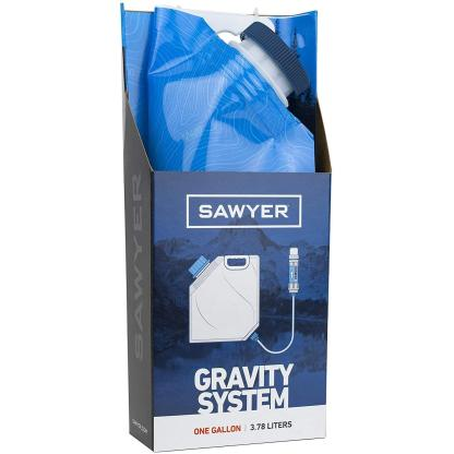 Sawyer Products SP160 One-Gallon Gravity Water Filtration System w/Dual-Threaded Mini Filter