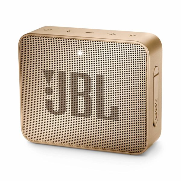 JBL GO 2 Portable Bluetooth Waterproof Speaker