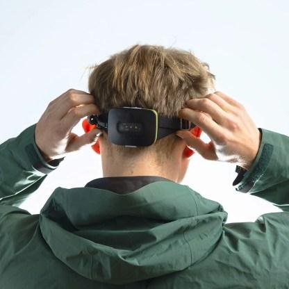 BioLite HeadLamp 750 Lumen No-Bounce Rechargeable Head Light