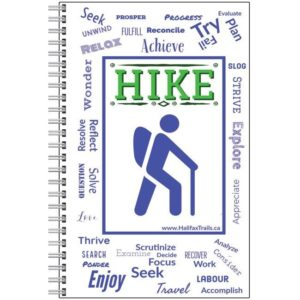 hiking notebook nature hike notes