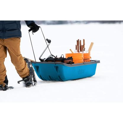 Pelican - Multi-Purpose Utility Sled – Use it for Ice Fishing, Hunting