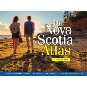 The Nova Scotia Atlas Paperback