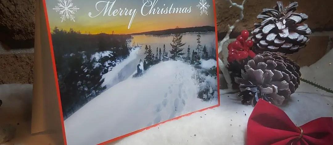 Christmas Cards: Susie's Lake – Halifax, NS