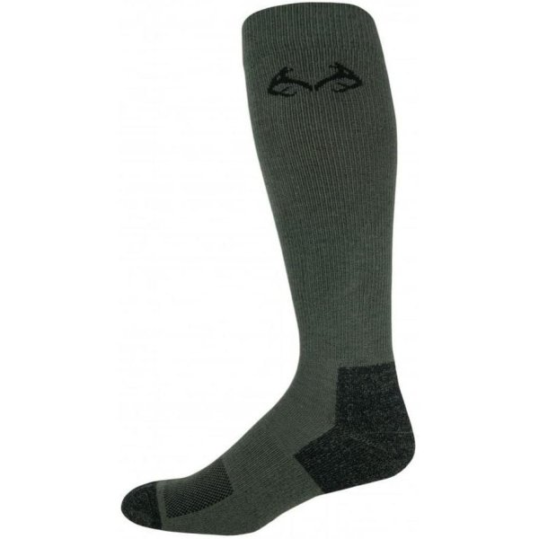 REALTREE Men's Insect Shield Over The Calf Socks