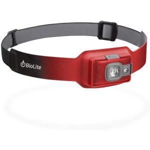 BioLite HeadLamp 200 Lumen No-Bounce Rechargeable Head Light