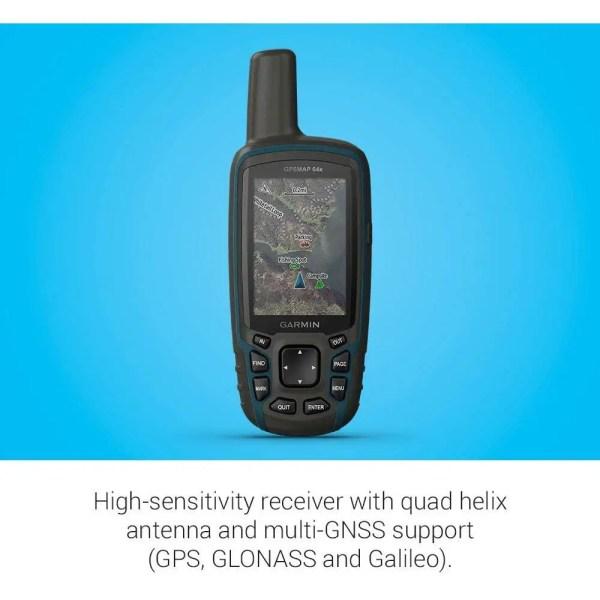 Garmin Gpsmap 64X, Handheld GPS