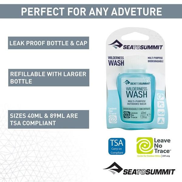 Sea To Summit Wilderness Wash