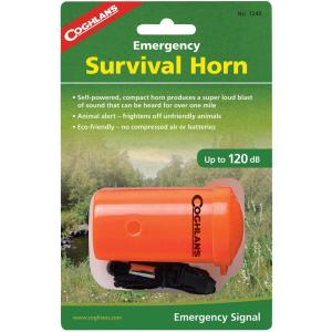 Coghlan's Emergency Survival Horn