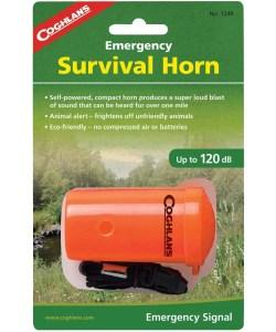 Coghlan's Emergency Survival Horn
