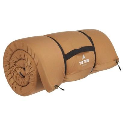 TETON Sports Adventurer Camp Pad; Sleeping Pad for Car Camping