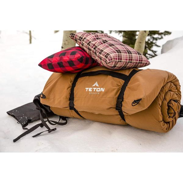 TETON Sports Adventurer Camp Pad; Sleeping Pad for Car Camping