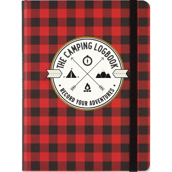 The Camping Logbook: Record Your Adventures Hardcover