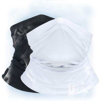 face mask Summer UV Protection Face Cover Neck Gaiter Breathable for Sun Dust Wind