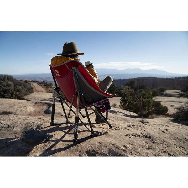 GCI Outdoor Pod Rocker Collapsible Rocking Chair