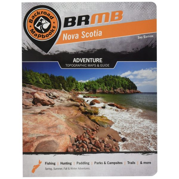 Nova Scotia Backroads Mapbook