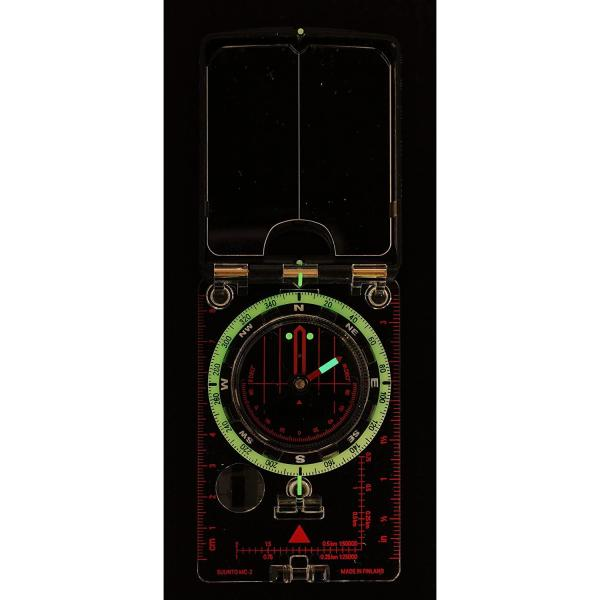 Suunto MC-2G in Global Compass