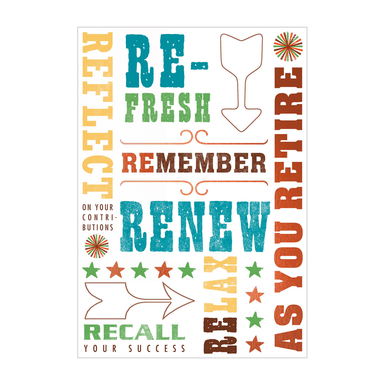 Happy Retirement Cards Hallmark Business Connections