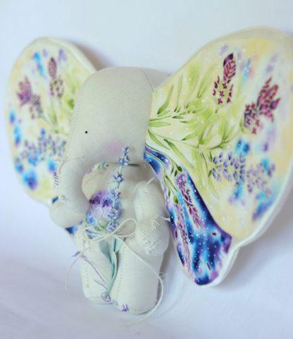 butterfly elephant