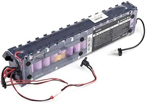 batterie monopattino elettrico