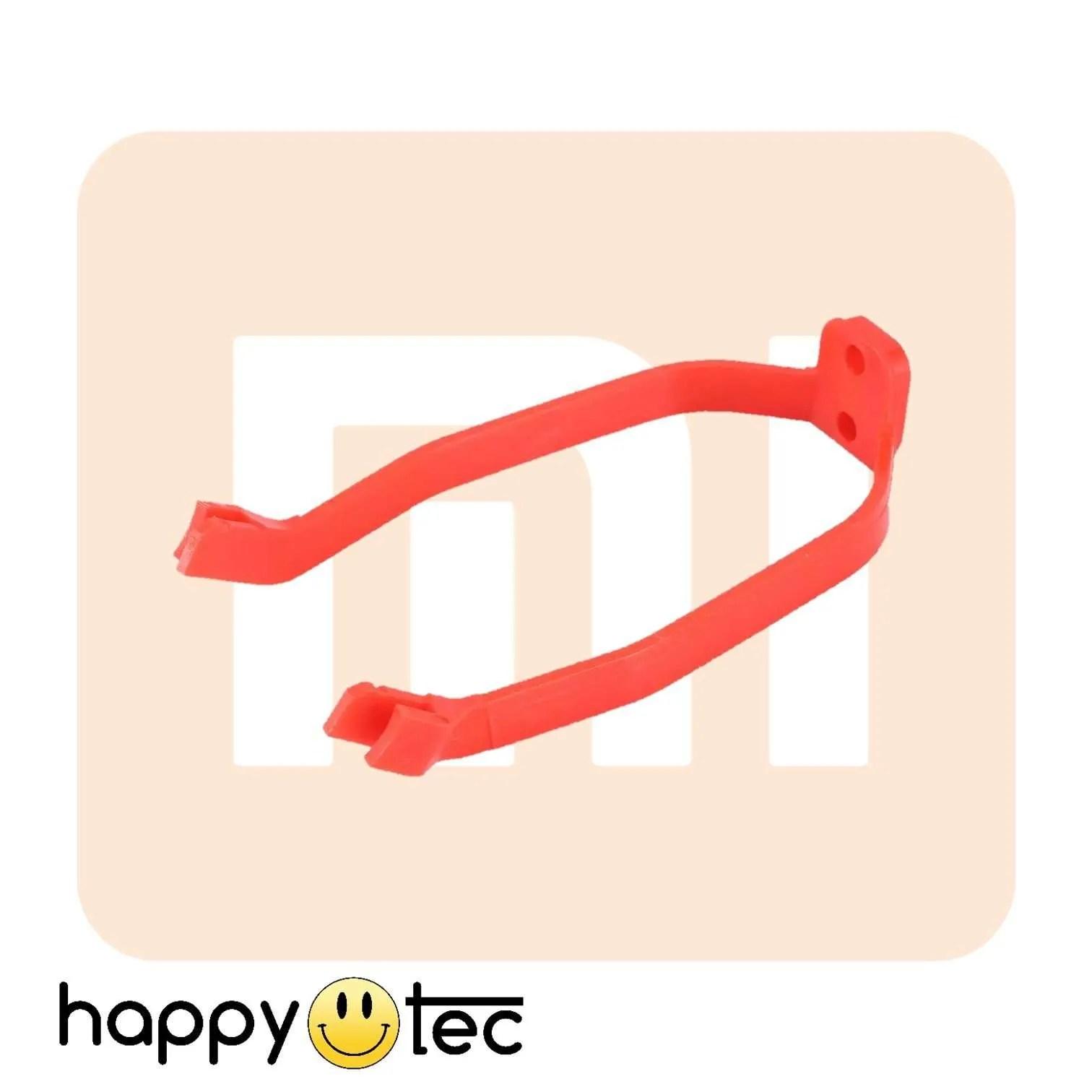 Accessori per Xiaomi Staffa parafango posteriore Rosso