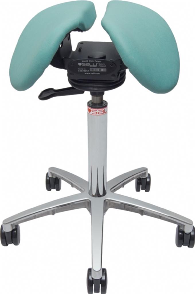 salli saddle chair steel gaming swing ergonomic seat with chrome base