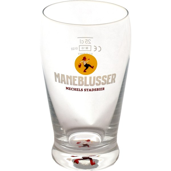 Glass Maneblusser Retro