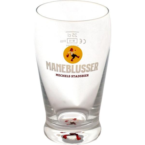 Maneblusser Retro Glas