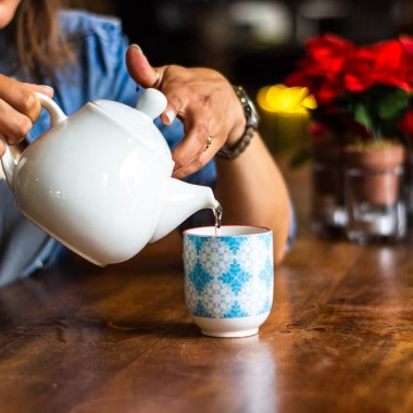 Hoe kies je een theepot uit?