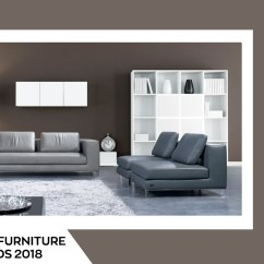 Leather Sofa Designs For Living Room India Decorating Ideas With Mirrors Furniture Trends To Watch Out In 2018 Hof The Fact That Are Going Change Every Year Applies Industry As Well If You Planning On Redesigning Your Space Then Being